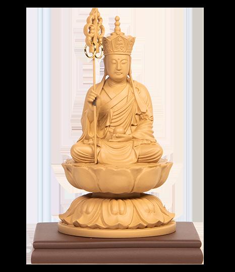 GF01-020-01 地藏王菩薩 立體坐像